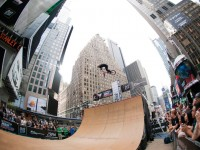 Big Air Triples: Times Square