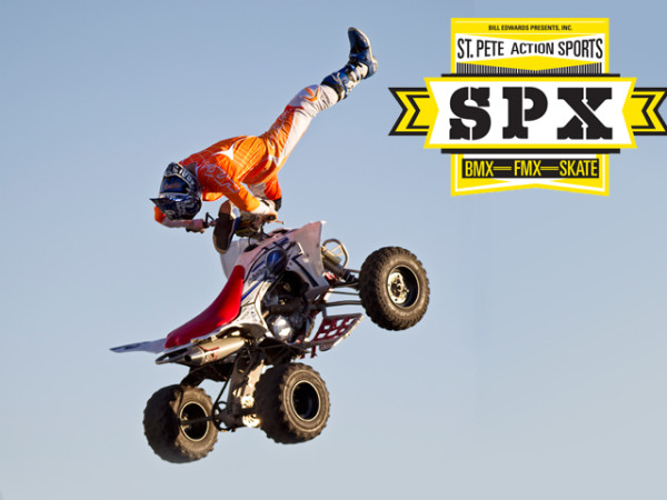 Freestyle Quad Star Cody Elkins joins the St. Pete Action Sports lineup