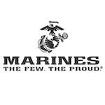 Marines web logo