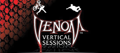 Venom Vertical Sessions - An unforgettable aerial stunt show featuring BMX and skate